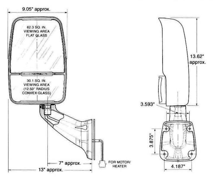 velvac mirror parts diagram data wiring diagrams u2022 rh mikeadkinsguitar com Velvac Gas Cap velvac mirror wiring diagram