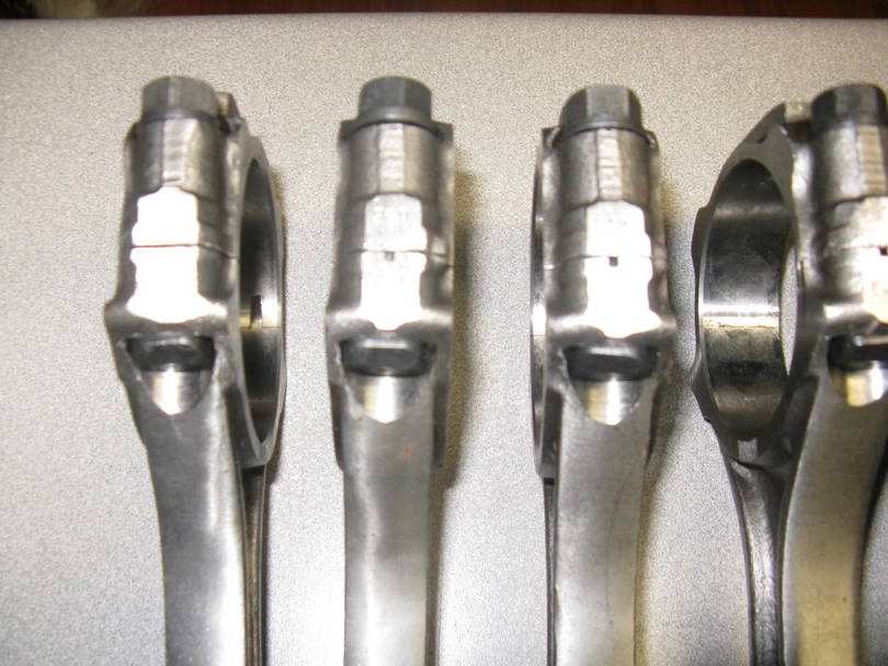 Mondello Polished and sized 455 rods