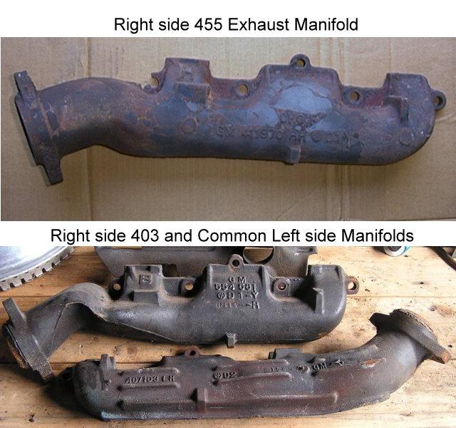 Exhaust Manifolds Comparison