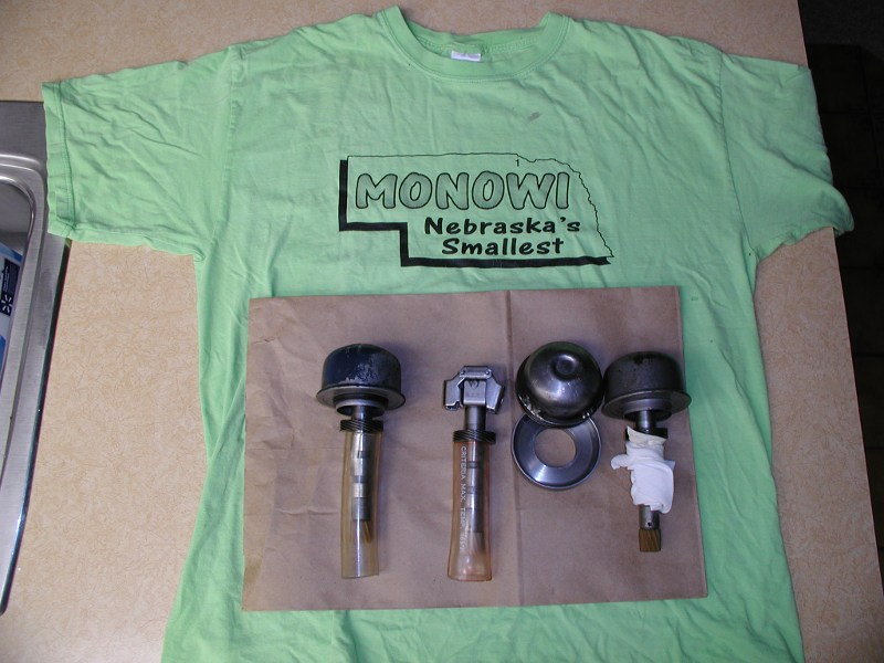 Monowi Nebraska T shirt and transmission governors