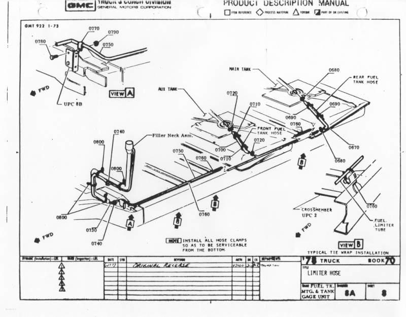 Fuel Tank Plumbing Diagram 8