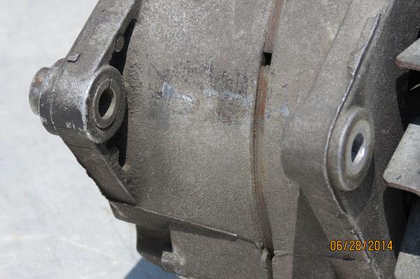 removing my alternator