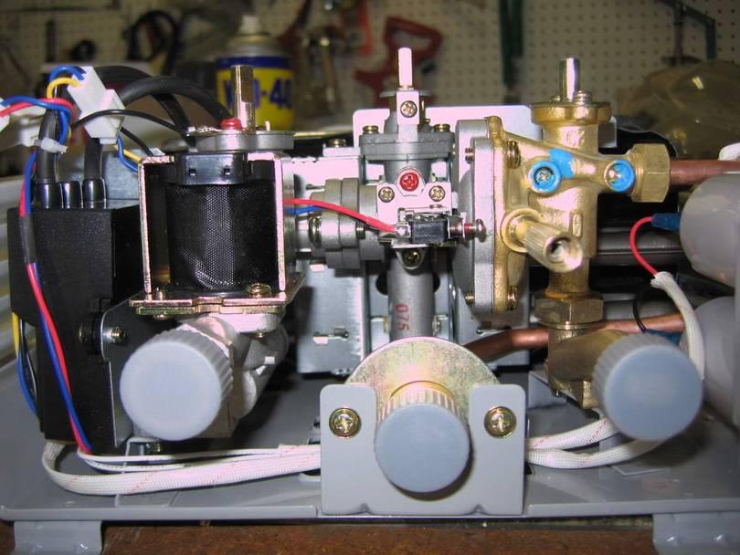 Demand Water Heater
