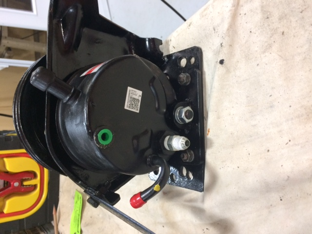 Power Steering Upgrade