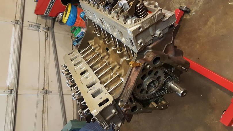Engine r&r