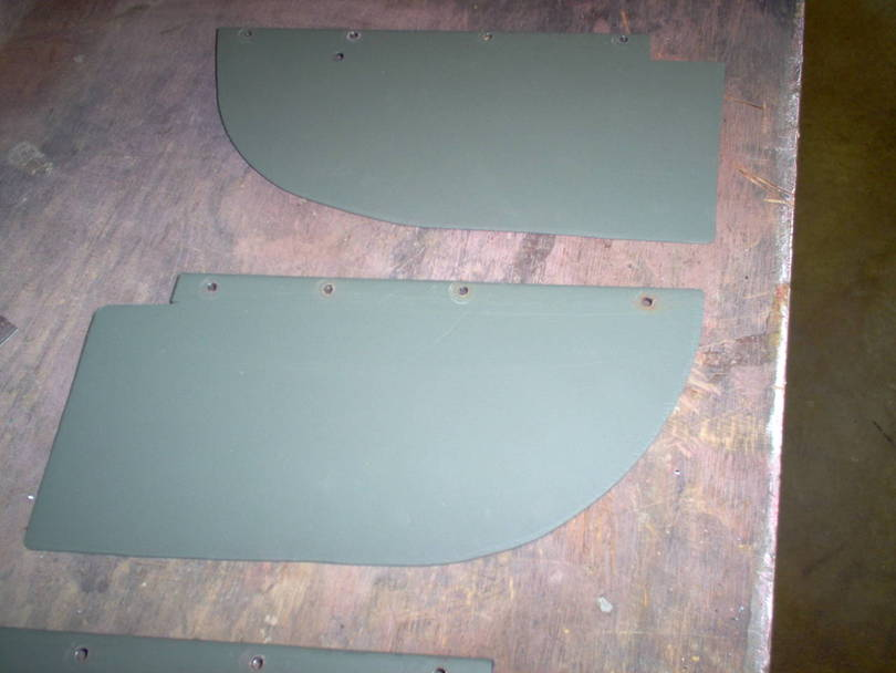 Cut some blanks from thick sheet metal