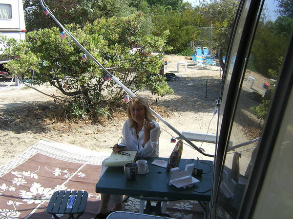 San Elijo State Beach 6-07