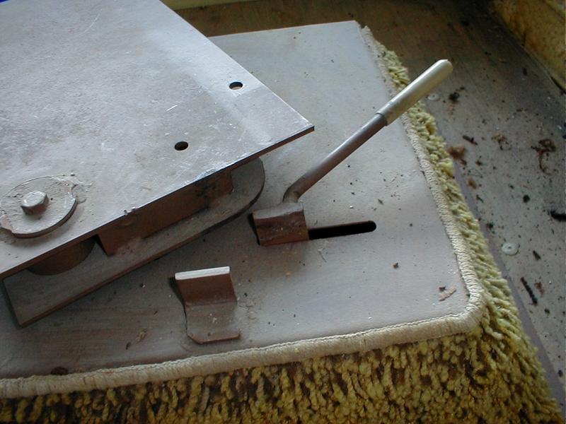 Late model swivel seat bases