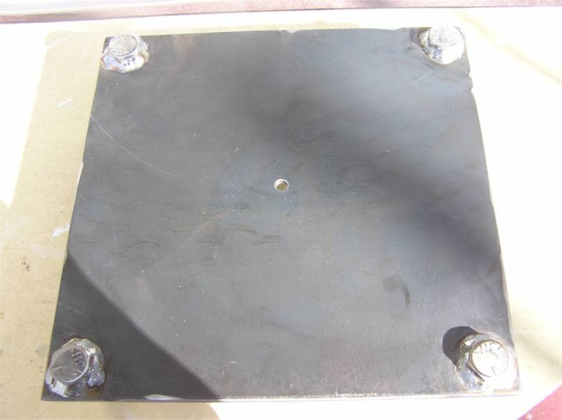 Attaching Plate