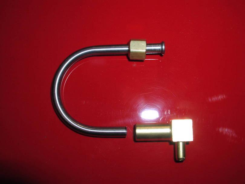 An easy way to replace a broken choke tube