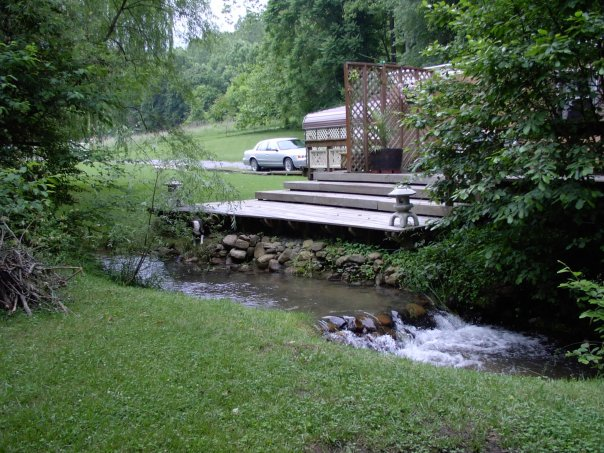 Summer on Middle Creek