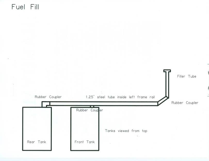 Fuel Line Schematics