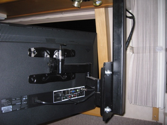 TV Mount Front