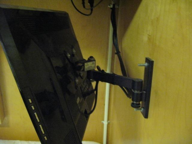 Rear TV