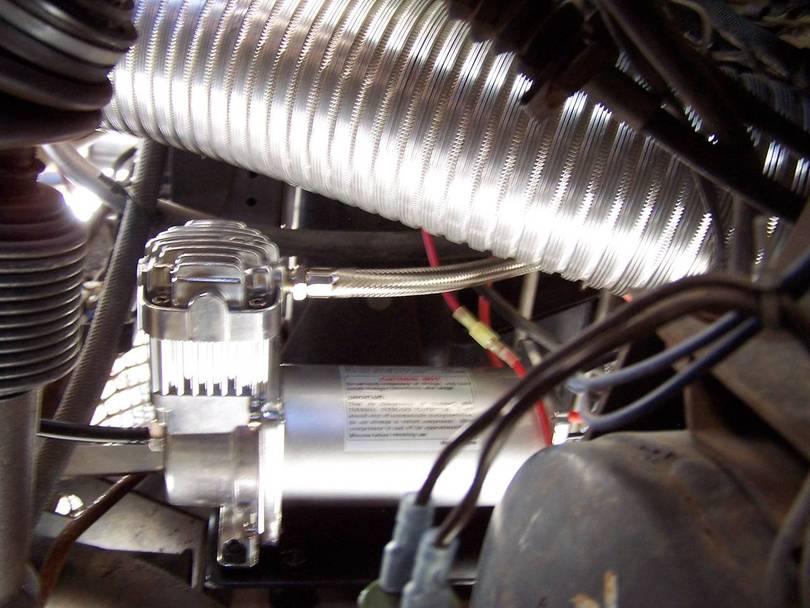 New Viair Suspension Compressor