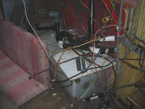 The Usual Wiring Mess