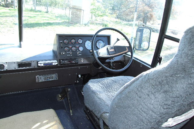 Right Hand Drive Dashboard & Instrument Panel