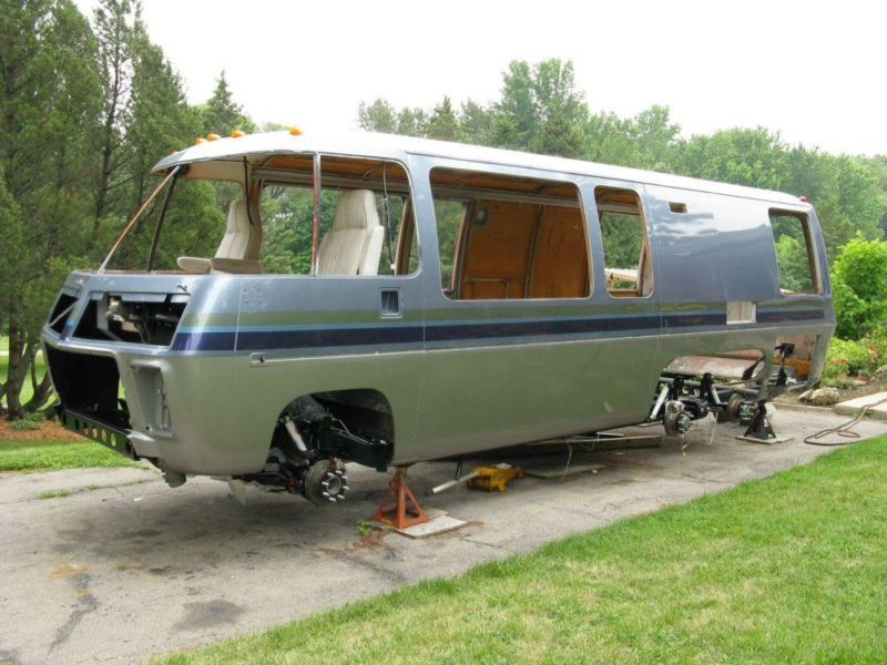 Gmc Motorhome For Sale >> GMCforum: GMCnet » Project Coach on Kijiji