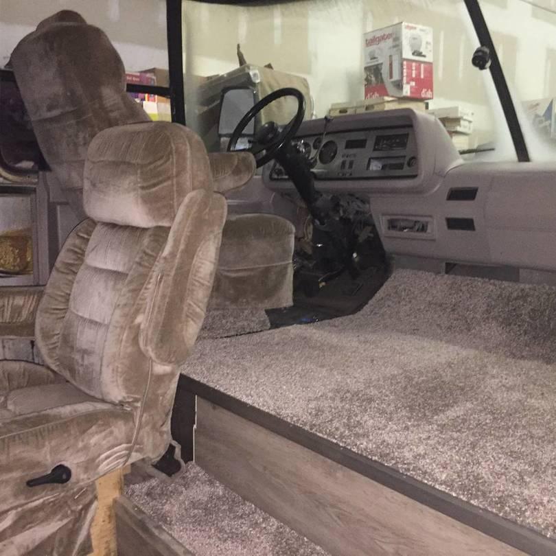 New Cockpit decor