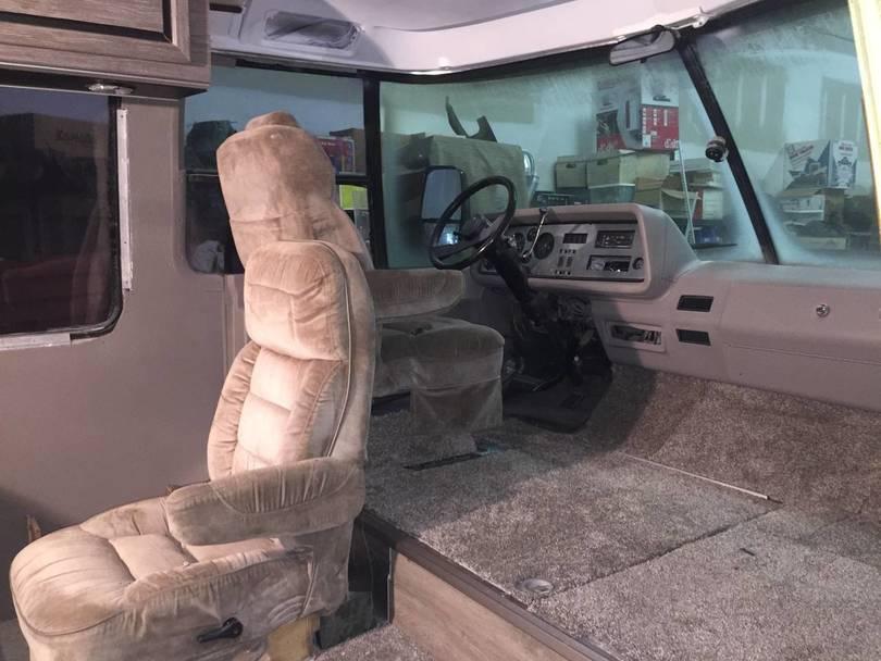 Cockpit Progress