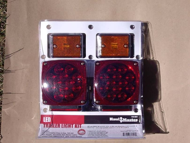 HF Haul-Master trailer lights