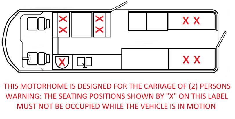 Seating Diagram
