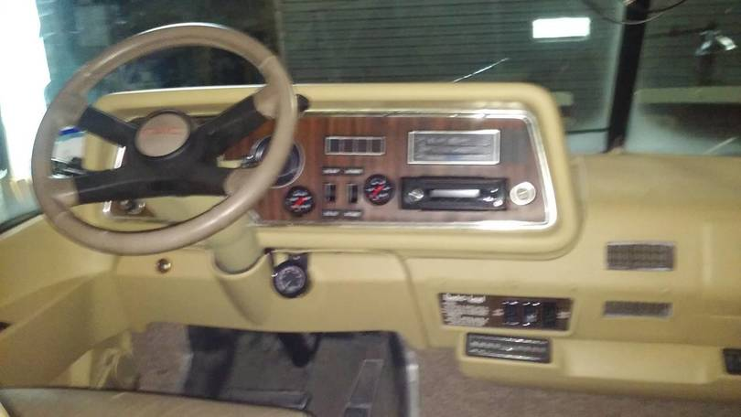 New steering column