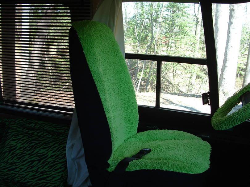 Bronco seats