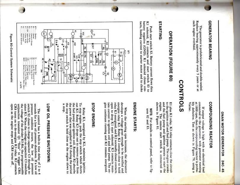 onan schematic