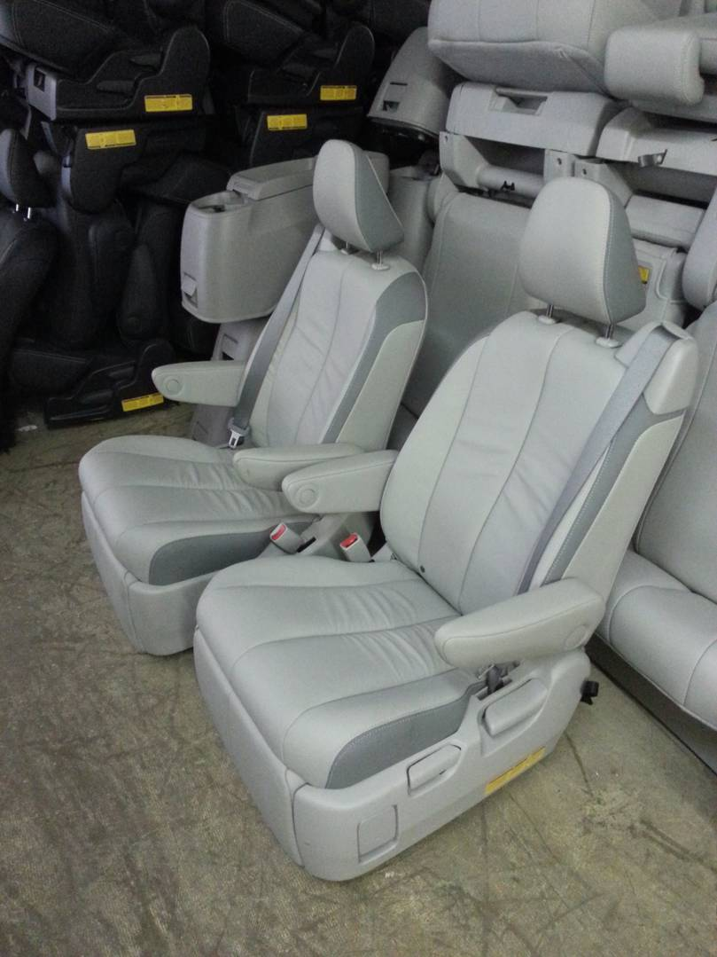 Toyota Sienna reclining cockpit seats & Toyota Sienna reclining cockpit seats - islam-shia.org