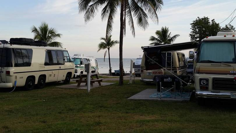 GMC's in the Florida Keys