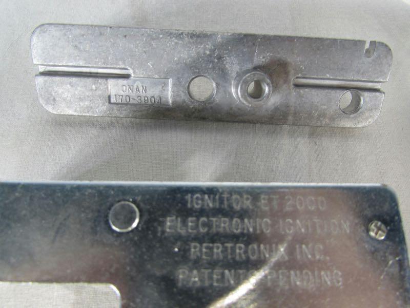 Onan Electronic Ignition