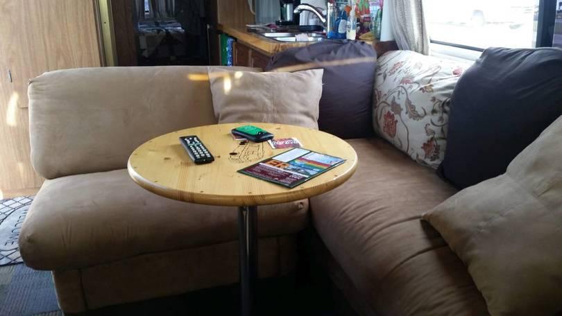 Custom Living Room and Dinette