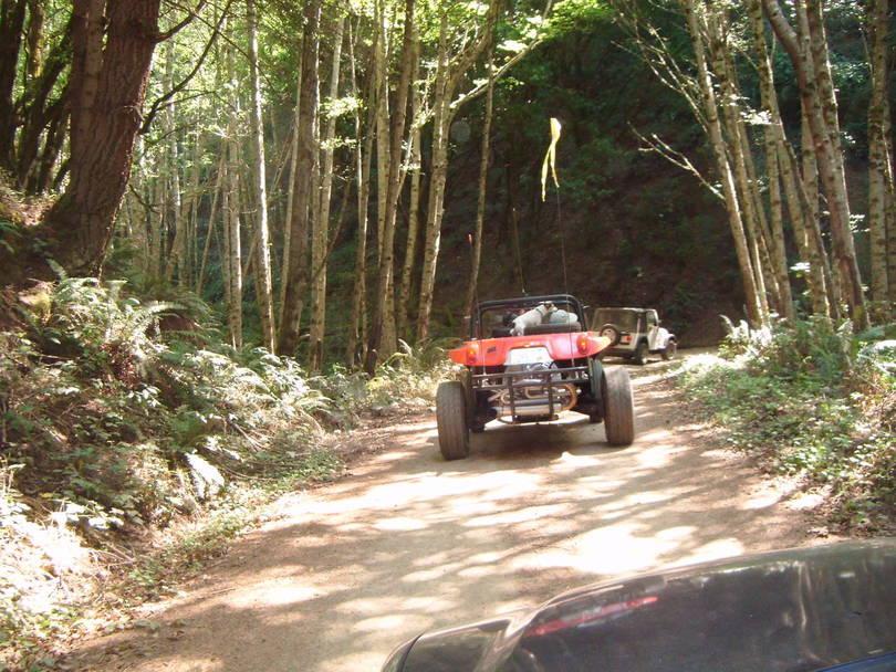Lost Coast Rally
