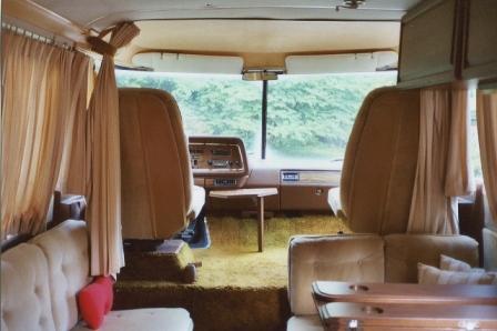 1977 GMC Eleganza II Motorhome