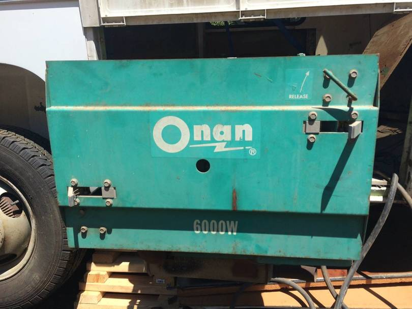 Onan 6000 For Sale