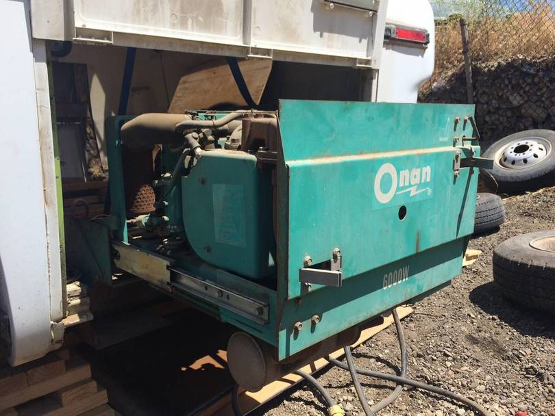 Onan 6000 For Sale