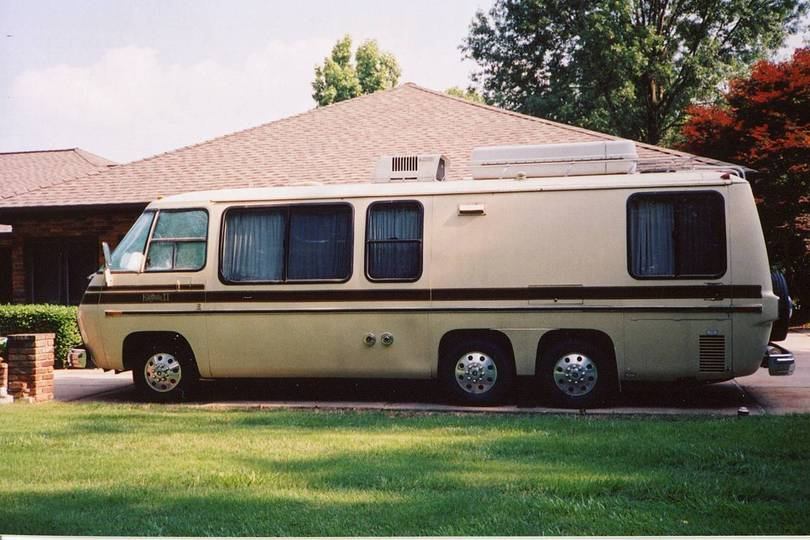 Innovative GMC Motorhome